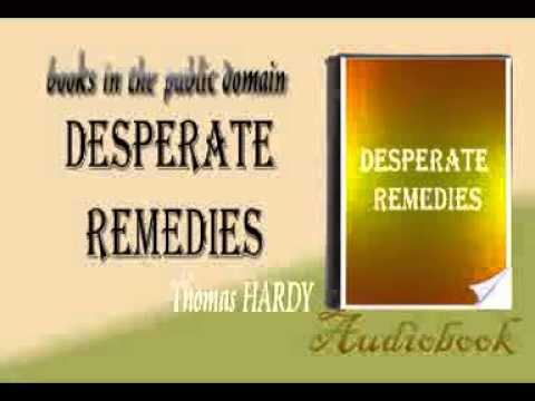 Desperate Remedies Thomas HARDY audiobook