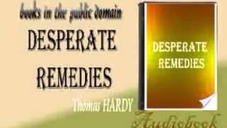 Desperate Remedies Thomas HARDY audiobook