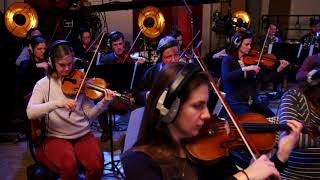 The Royal Philharmonic Orchestra Recording 34 Good Vibrations 34