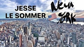 Download Jesse Le Sommer in NEW YORK 3Gp Mp4