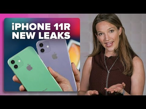 iPhone 11R leaks show new design changes