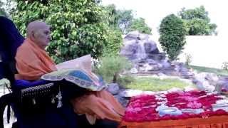 Guruhari Darshan 17 Sep 2014, Sarangpur, India