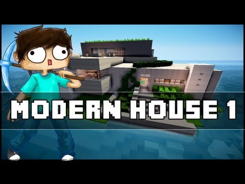 Minecraft - Modern House 1