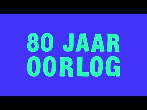 80 Jaar oorlog  - Staat van oorlog