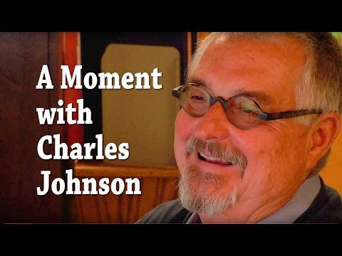 A Moment with Charles Johnson - Prize Winning Veggie