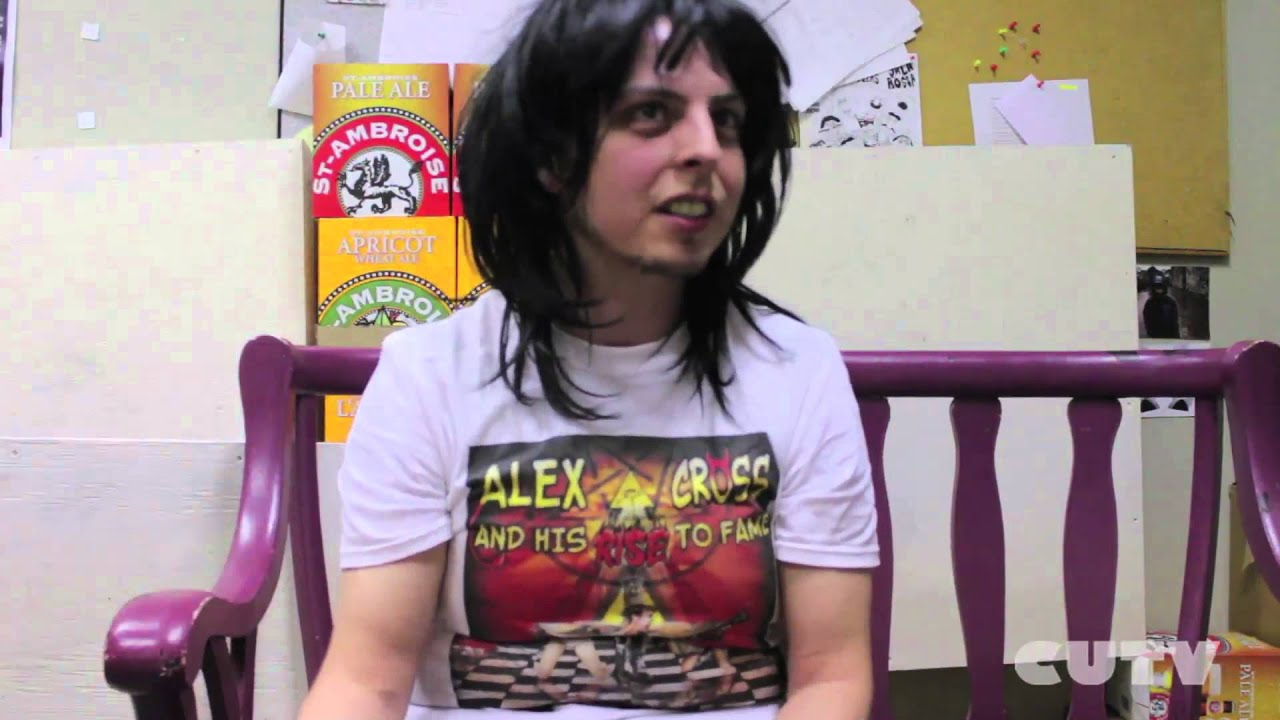 Fringe Interview Series CUTV - ALEX CROSS AND HIS RISE TO FAME