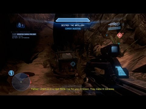 Halo 4 - RvB Easter Egg Number 8