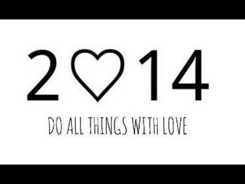 Mes résolutions pour la Nouvelle Année!