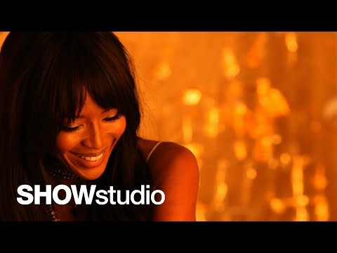 SHOWstudio: Subjective - Naomi Campbell interviewed by Nick Knight about Peter Lindbergh