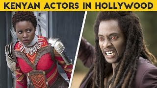 Top 10 Kenyan Actors who made it to Hollywood