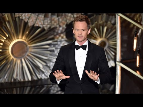 Whoops! Chiwetel Ejiofor & 3 Other Names Neil Patrick Harris Messed Up at the Oscars