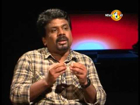 Sirasa newsfirst - Face to Face with Anura Kumara Dissanayake - 18th July 2014014