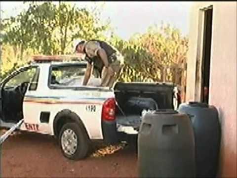 Polícia de Meio Ambiente apreende combustível clandestino na BR-365