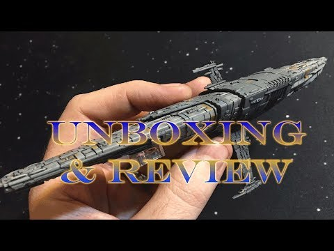 Armada - Profundity Unboxing and Review