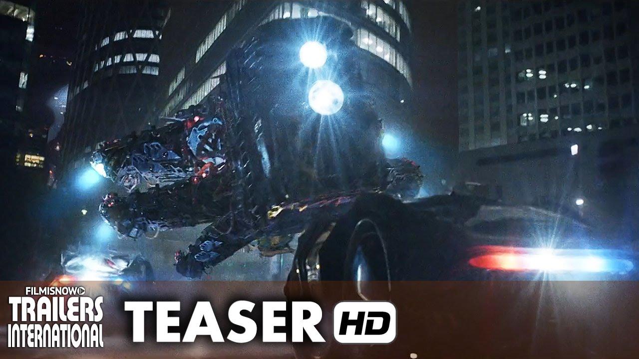 ICKERMAN Teaser Trailer -  Sci-Fi Movie [HD]