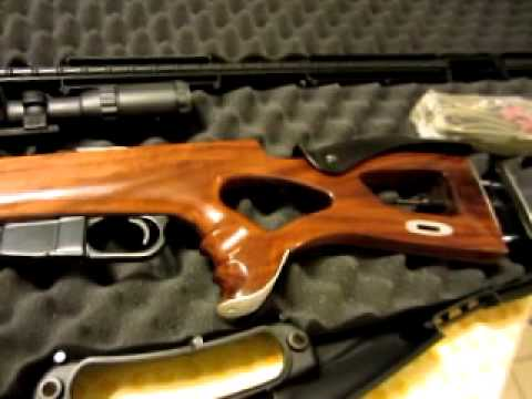 Mosin Nagant 3 Line Custom Rifle Project