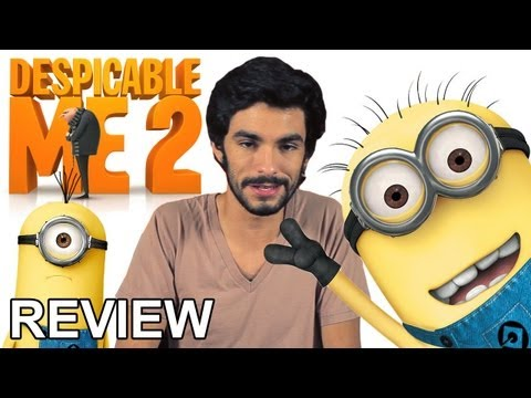 Despicable Me 2 - Movie Review