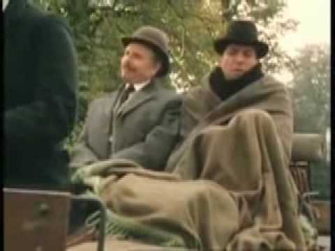 Sherlock Holmes (Jeremy Brett) - In Chipmunk!
