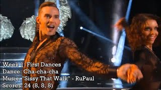 Download Lagu Adam Rippon - All Dancing With The Stars Performances Gratis STAFABAND