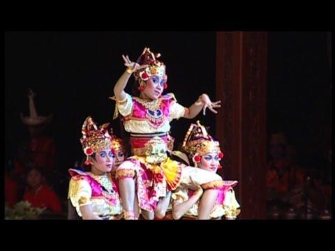 Tari Bedawang Nala - Delegasi Kesenian Bali