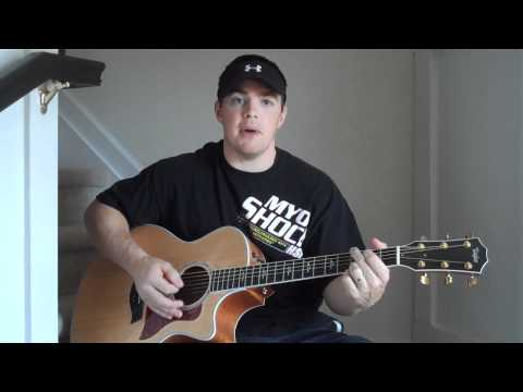 How to Play Forever - Chris Tomlin ( w/ Palm Mute) (Matt McCoy)