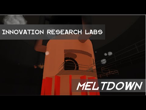 Innovation research Labs meltdown! (Look in the desc for Pinewood Computer Core meltdown)