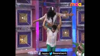 aadarsh Bhavana dance performed in