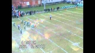 Ruben Lile Detroit  Cass Tech  #12