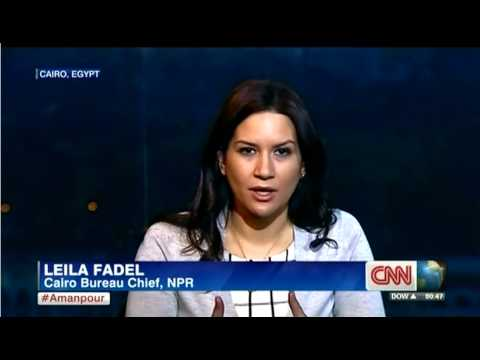 NPR's Leila Fadel on Amanpour talking Morsi Trial and Egypt