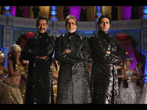 Bol Bachchan Song Ft. Amitabh Bachchan, Abhishek Bachchan, Ajay Devgn video