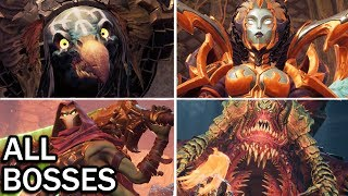 Darksiders 3: All Bosses and Secret Ending