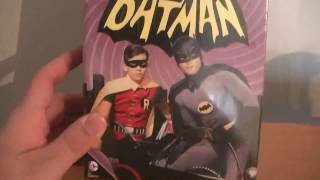 (1960's) Batman: The Complete T.V. Series - DVD Unboxing!!
