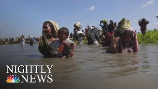 Rex Tillerson Refuses To Call Rohingya Migrant Crisis 'Genocide' | NBC Nightly News