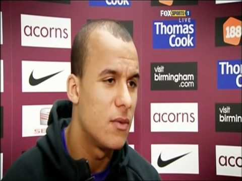 Gaby Agbonlahor Interview 23Feb10