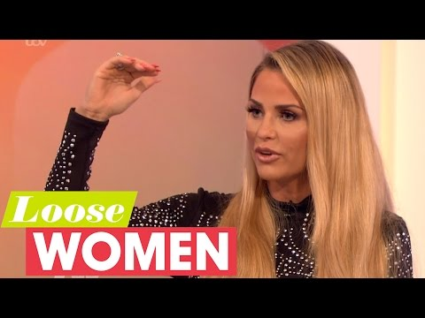 Kieran Has A New Huge Tattoo Of Katie Price | Loose Women