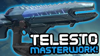 Destiny 2 - Telesto Masterwork Challenge Guide, Stats, and Review!!