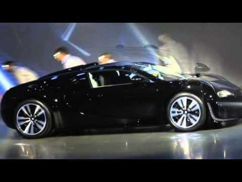 2016 Bugatti Veyron Super sport World Record