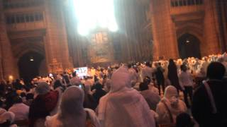 Menilk II royal flag returned to Ethiopian Orthodox Church in Liverpool UK