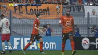 Multiplex Ligue 1 4ème Journée FIFA 16