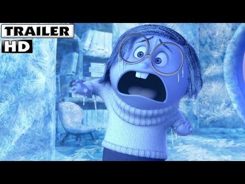 Inside Out Trailer 2015 Español