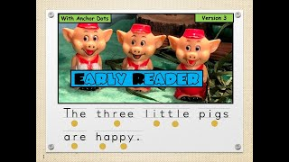 Three Little Pigs Early Reader