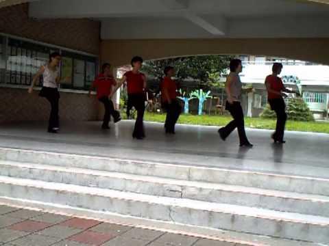 0177.. 陽光夢想  Boogie Choo Choo Lirenpaiwu 里仁排舞 video