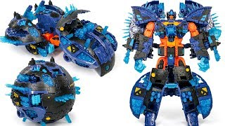 TRANSFORMERS THE LAST KNIGHT MISSION TO CYBERTRON CONVERTING CYBERTRON PLANET Primus Figure Toys