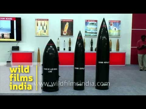 Bombs for the Indian Army and Air Force, for field operations