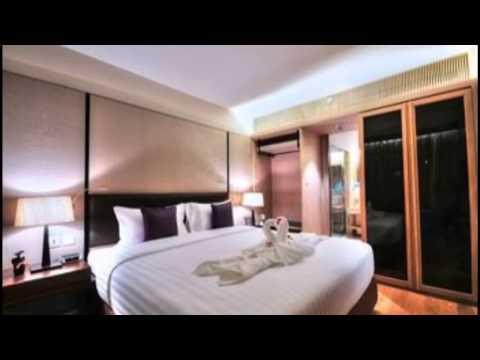 Arcadia Suites, Arcadia Suites bangkok hotel video