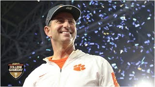 How Clemson coach Dabo Swinney went from unknown to college football royalty   College GameDay