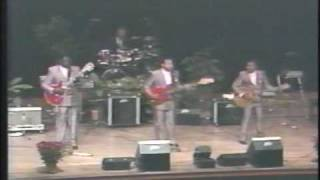 "Charles Johnson & The Revivers - ""I Can't Even Walk (Without You Holding My Hand)"" - 1988"