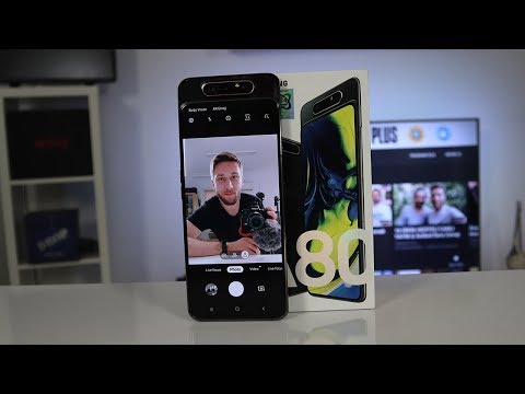 Samsung Galaxy A80 elimizde! 6000 TL eder mi?!