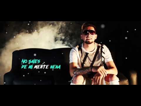 No sales de mi mente Daniel Calderón ft LuiG  Lyric