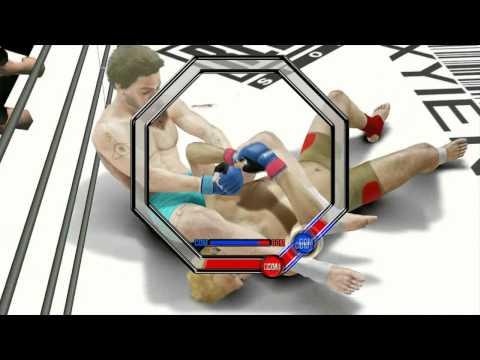 Kumite 8 - Bjergensen Vs Futanari - Lightweight Quarterfinal video